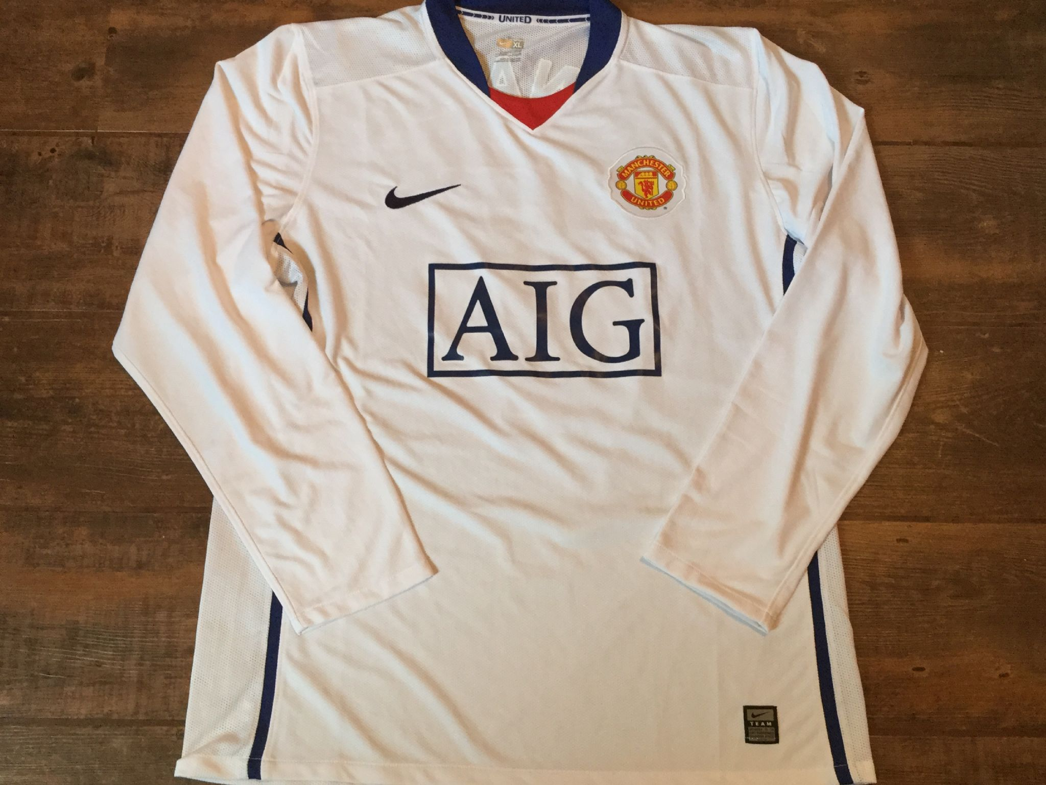 buy popular c9cc5 2a496 Global Classic Football Shirts | 2008 Manchester United ...
